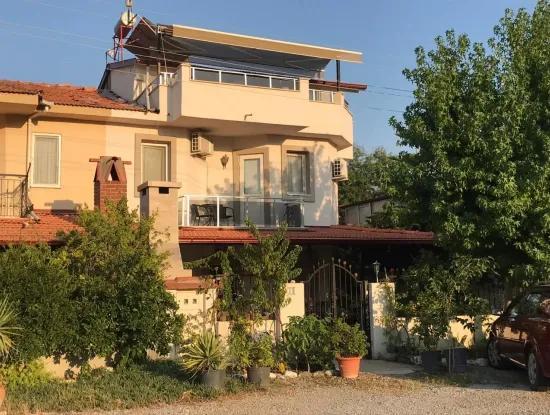 Komplett Eingerichtete Freistehende Haus Für Verkauf In Dalyan