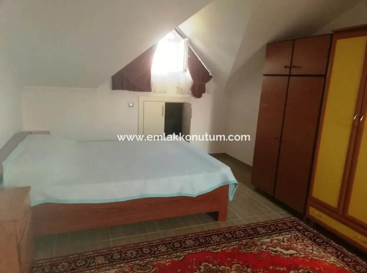 Fully Furnished Penthouse For Rent In Fethiye Calis Ta