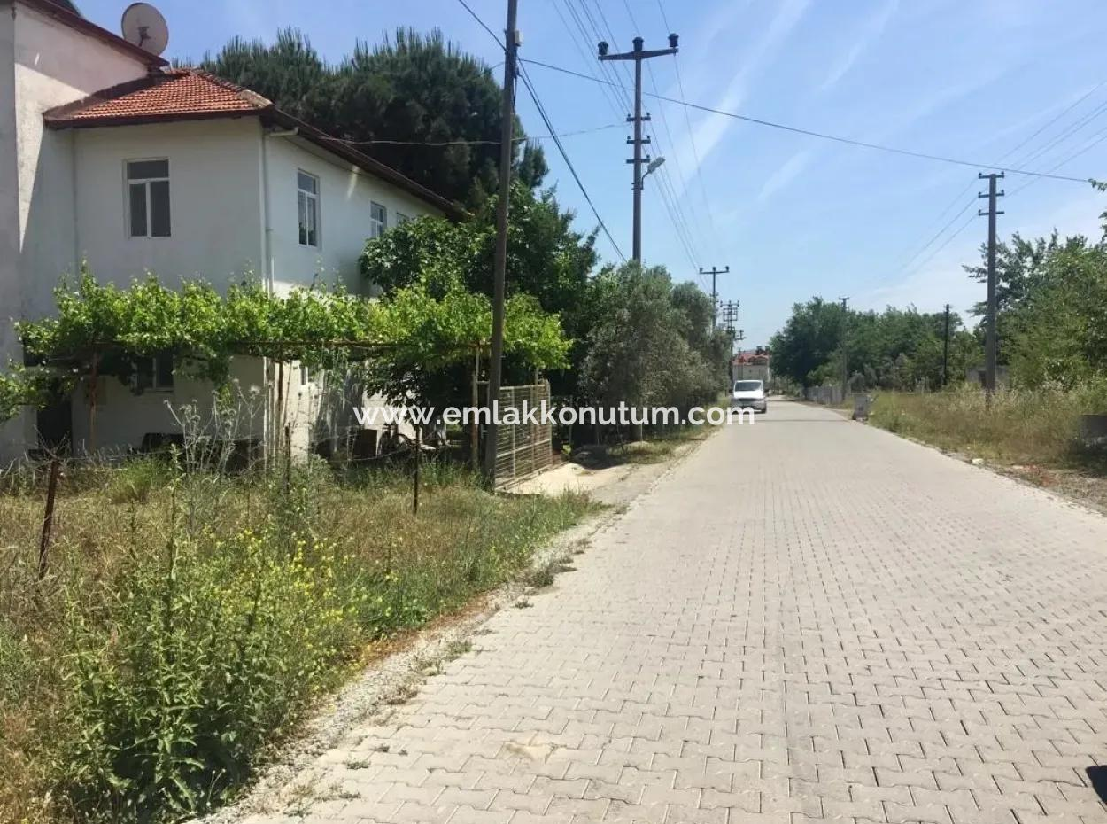 500 M2 Plot For Sale In Koycegiz Emergency Center
