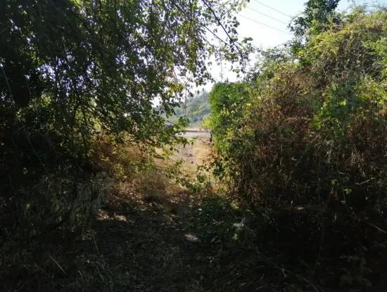 Plot For Sale In Ortaca On The Road To Zero