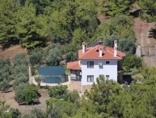 Te Ekincik Koycegiz Villa With Sea Views