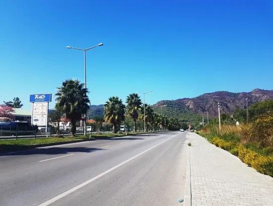 Zero Road Commercial Plot For Sale In Gocek