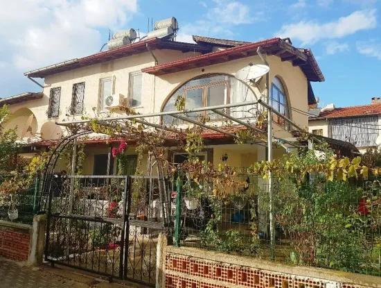 Detached Duplex For Sale In Dalaman