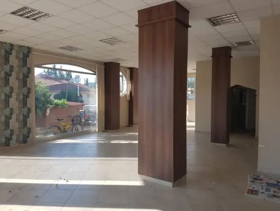 The Head Of The Corner, At The Edge Of The Carriageway Oriya Dalyan Rental Shop 120 M2
