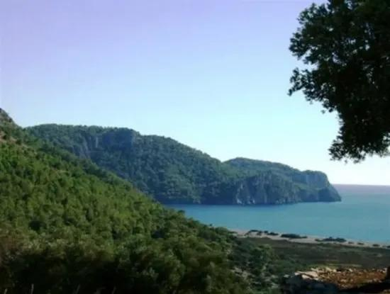 Plot With Sea Views For Sale In Dalaman Incebel