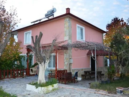 Detached Duplex With Lake View For Sale At Zeytinalani