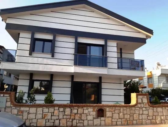 Mavişehir Didim Detached New Villa For Sale