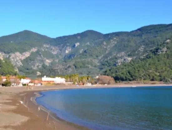 Suitable Land For Investment With Sea View For Sale In Ekincik Te