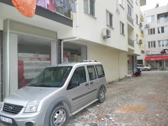 Suitable Investment Shop For Sale In Ortaca