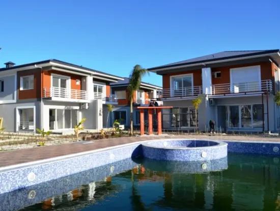 Dalaman Da Satılık Yüzme Havuzlu Sıfır Lüks Villalar