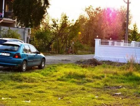 Dalamanda Satılık Kelepir İmarlı Villa Arsası