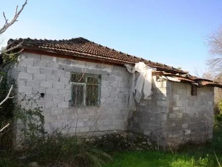 Fethiye Kadıköyde Satılık Müstakil Köy Evi